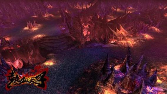 热血天子不下线打黎明 蜗牛最新国战动作手机游戏来袭